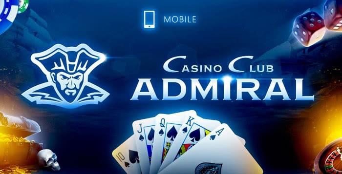 казино адмирал х мобильная версия