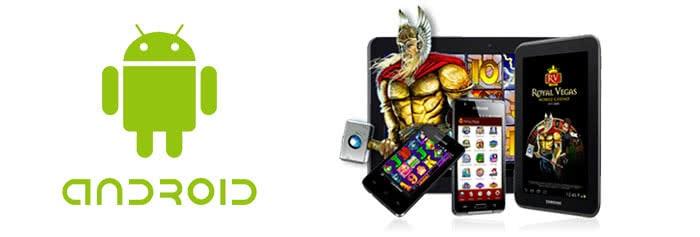 Мобильные казино на Андроид