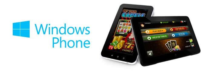 Мобильные казино на Windows Phone