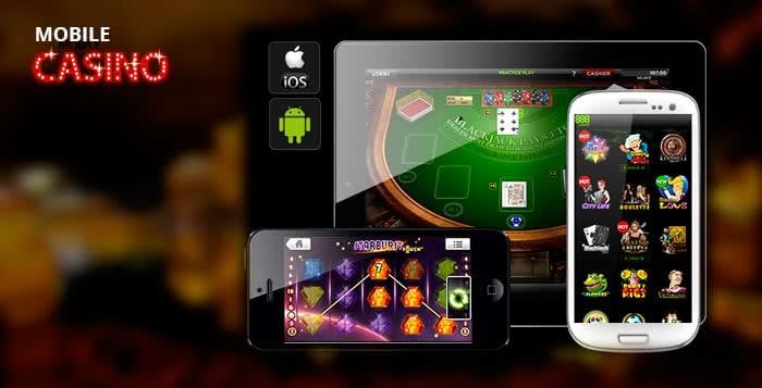 Мобильные онлайн казино на телефон