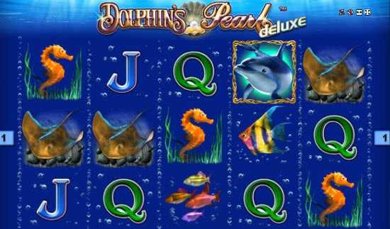 Игровой автомат Dolphin's Pearl Dlx